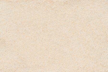 Zacht geel zand op het strand voor textuur
