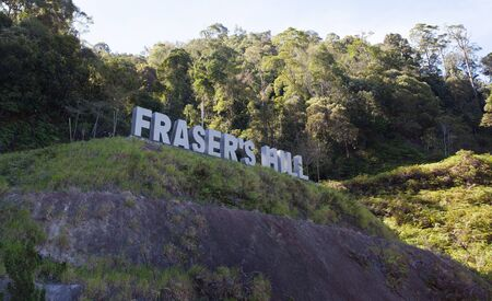 fraser: Fraser Hill