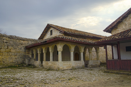 house of prayer: ancient prayer house of the Karaites in the fortress Editorial