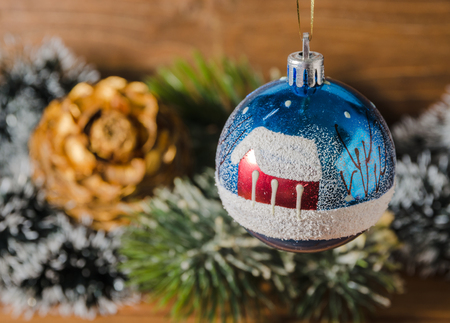 old fashioned christmas tree decorations stock photo picture and royalty free image image 90095681