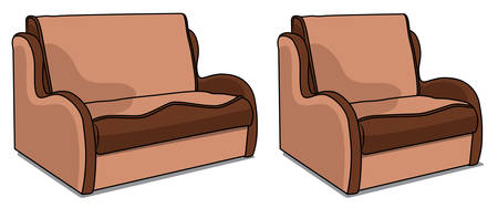 alan: Sofa Alan Illustration