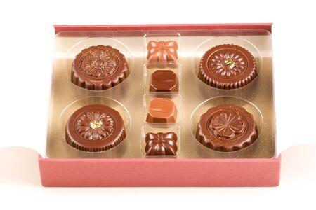 processed food: cioccolato