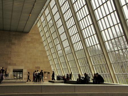 ニューヨーク ・ メトロポリタン美術館 報道画像