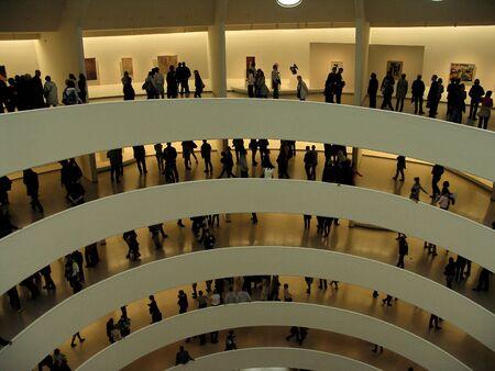 ニューヨーク ・ グッゲンハイム美術館