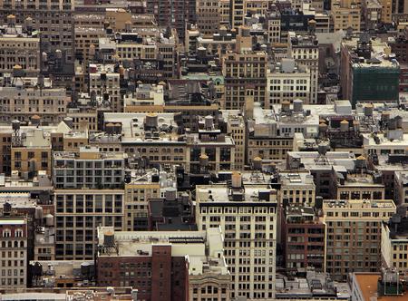 エンパイア ・ ステート ・ ビルディングからニューヨーク市