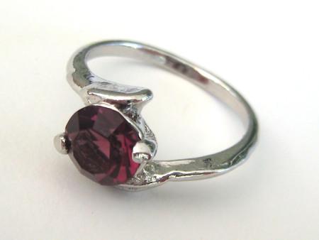 Amethyst Ring Imagens - 1425727