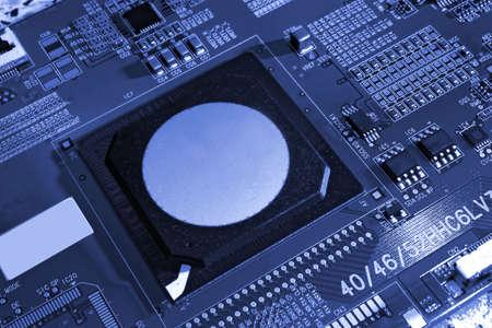 Circuit Board  Standard-Bild