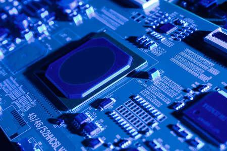 Circuit Board  Stock fotó