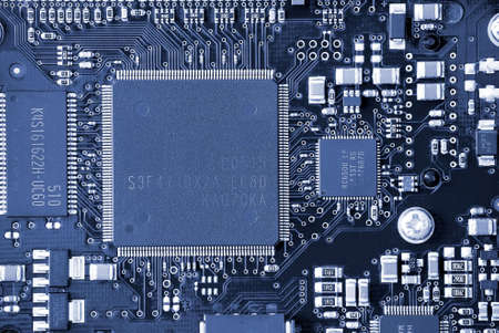 integrated circuits: Circuit Board