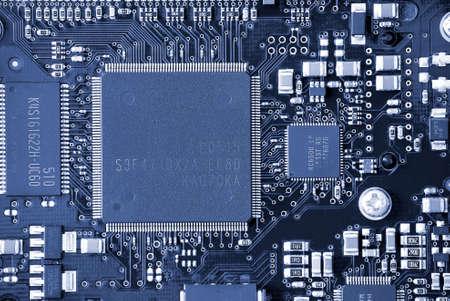 circuitos electricos: Placa de circuitos