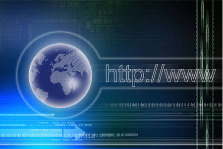 Internet concept Stock Photo - 7156904