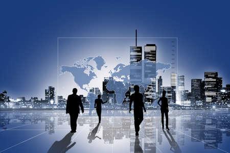business concept  Standard-Bild