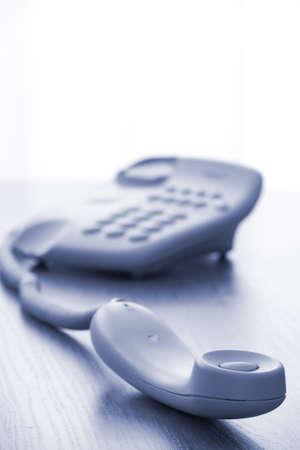 tel�fono de Oficina Foto de archivo - 8860242