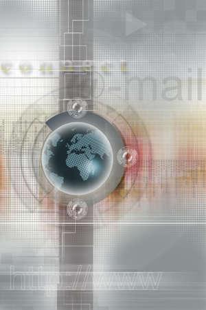 Internet concept photo