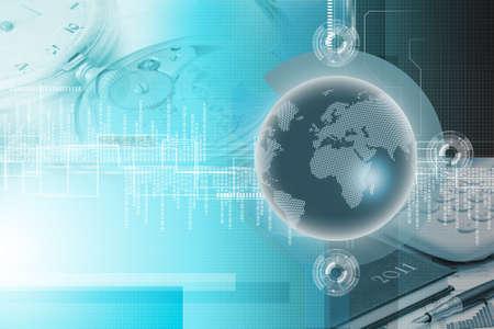 technology concept Standard-Bild