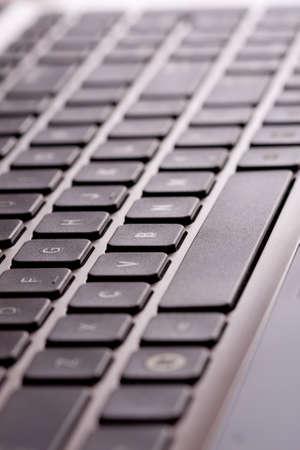 royalty free: Black computer keyboard