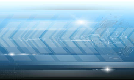 Hochtechnologie-Konzept Standard-Bild - 85099995