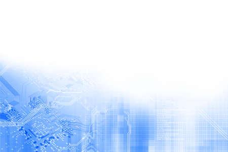 high technology concept Standard-Bild - 104614218
