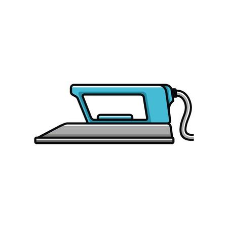 Irons illustration vector Illustration