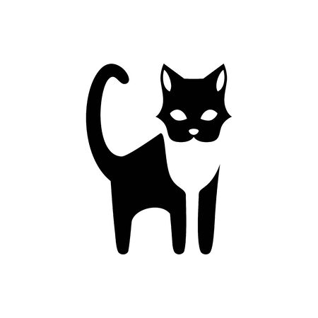 Cat logo icon