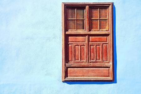 canarian: Canarian window