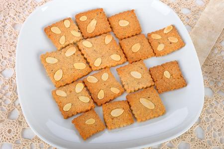 pepernoot: Homemade Speculoos cookies