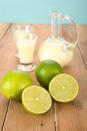 liqueur: Lemon liqueur