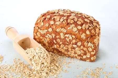oatmeal: Oatmeal bread