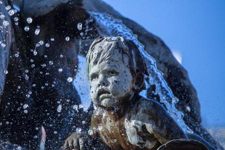 neptuno: la fuente de Neptuno en Berl�n