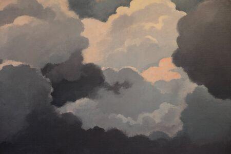 Cloud texture.