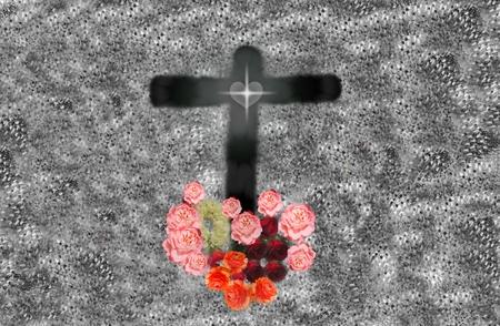 Jesus , Cross
