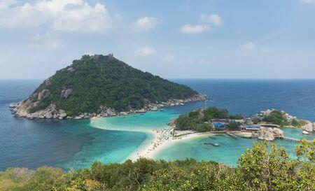 nangyuan: Nangyuan Island , Thailand Stock Photo