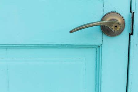 porte bois: Poign?e de porte