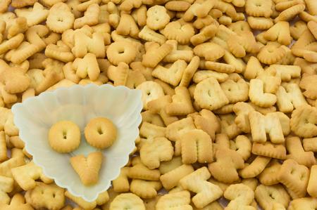 crackers: Galletas saladas