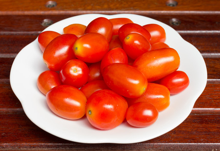 lycopene: Red tomato is the Lycopene source which good for health.