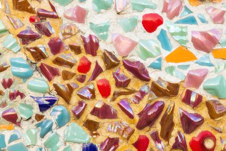 pebble: Colorful pebble pattern. Stock Photo