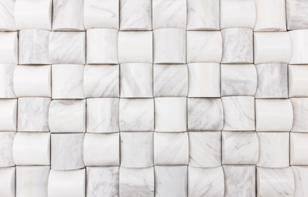 Marble wall for decorate a house texture and background. Standard-Bild