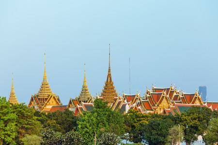 bangkok landmark: The palace is bangkok landmark , Thailand