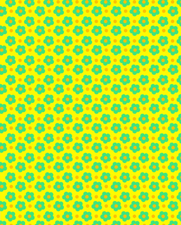 Grunge seamless floral pattern with hand drawn bold shapes. Texture for web, print, textile, fabric, spring summer fashion, wallpaper, home decor, holiday decor, wrapping paper. Banque d'images - 112132313