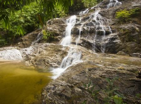 taman: Taman Negara Johor Waterfall,Malaysia