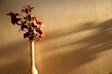 antique vase: House decorative piece