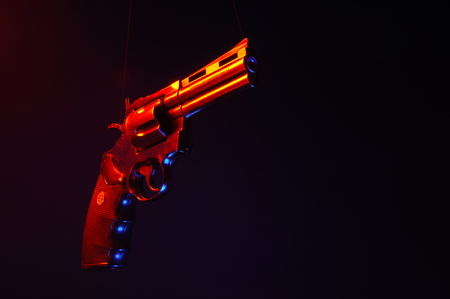 Close up of RevolverClose up of Revolver