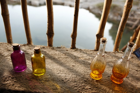 expired: Medicine Bottles