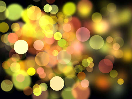 bakground: Multi-colored night light bakground.  Stock Photo