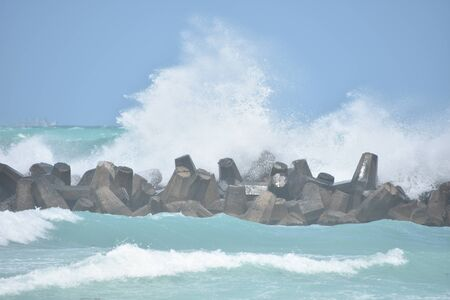 wave hits