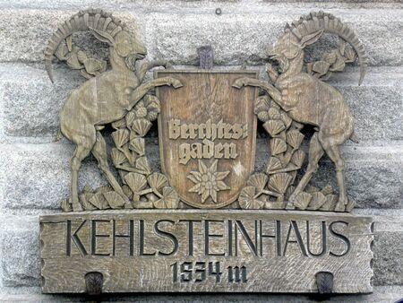 residence: Kehlsteinhaus, former Hitlers residence
