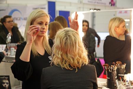 Days of beauty and fitness,make-up,contributors,4,Zagreb,Croatia,EU,2016.
