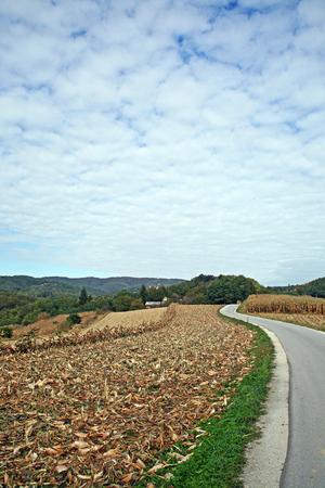 croatian: Croatian Zagorje,Hrvatsko Zagorje,landscapes by autumn,Europe,1