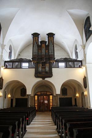 Church of St.Marys Assumption,Samobor,Croatia,5