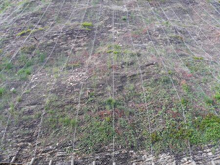 Stone-pit over the road in Herceg-Novi